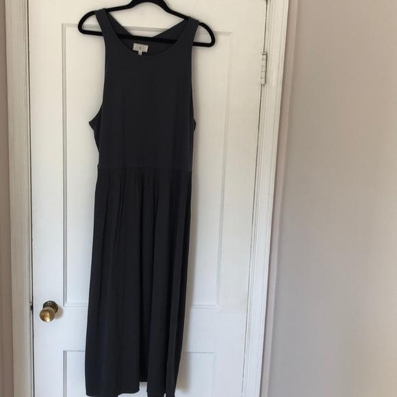 Lou & Grey Dresses & Skirts - Lou & Grey dark gray dress